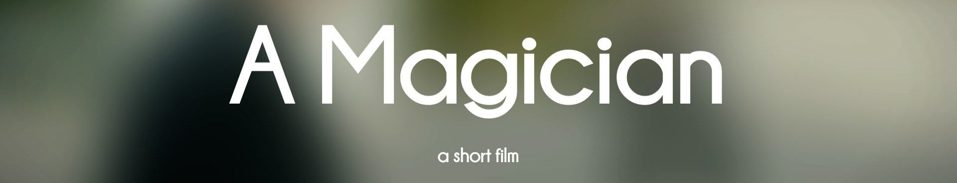 A Magician Header Image For New Planet Website